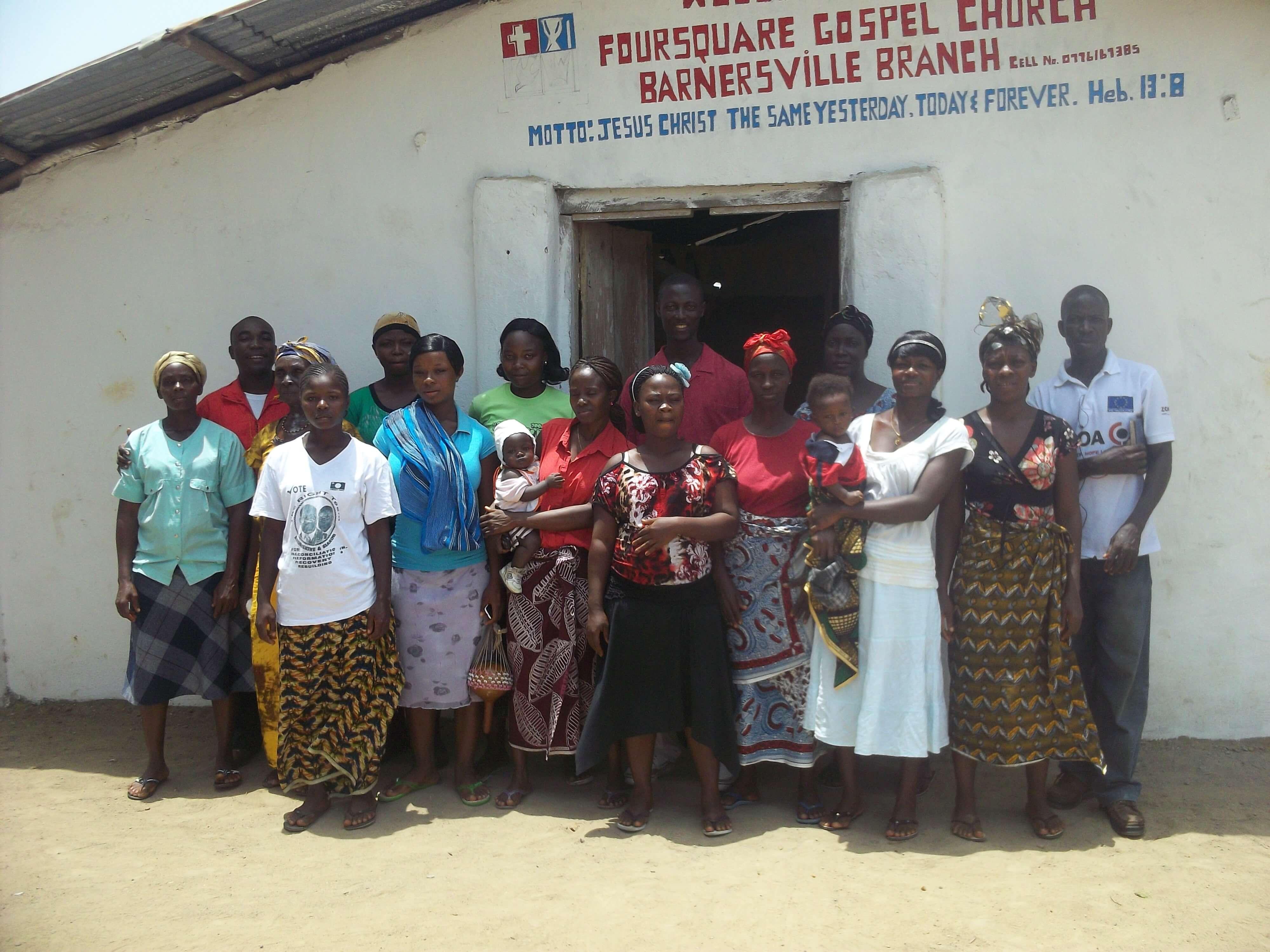 Ministère dans les églises annexes