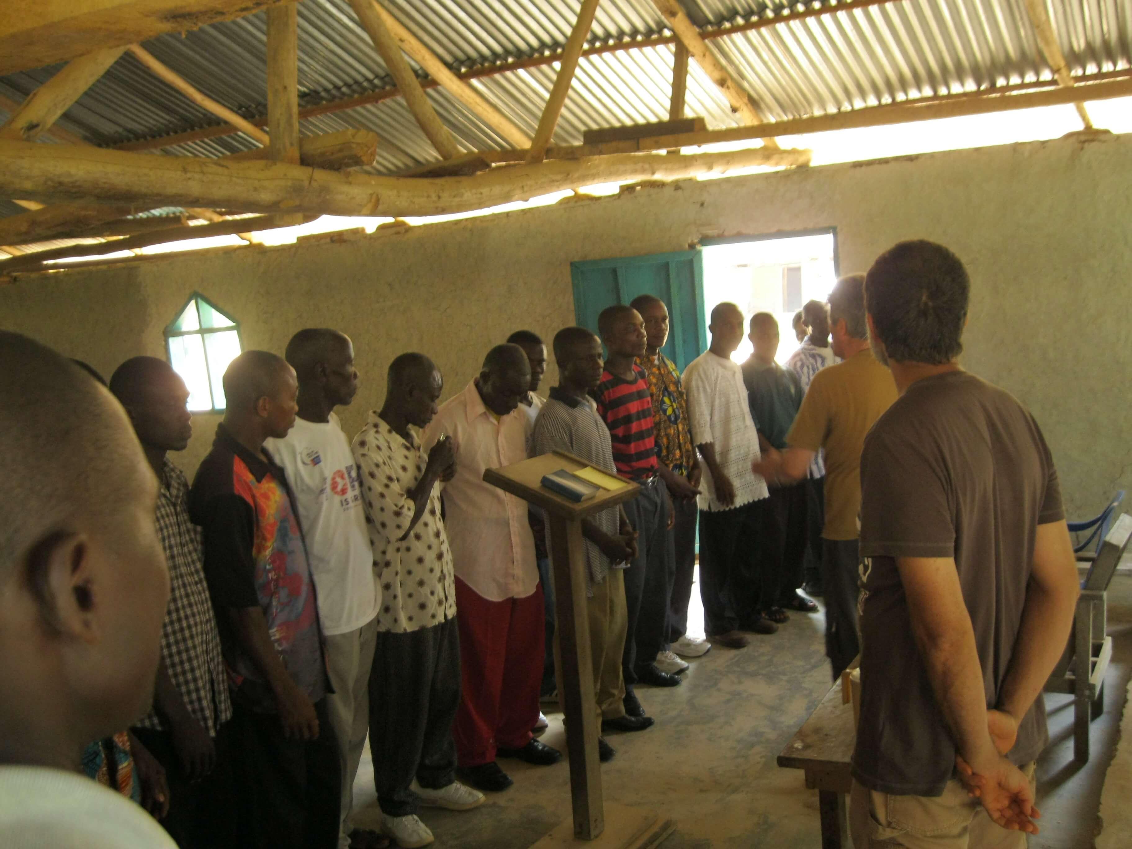 Tous les pasteurs ont demandé la prière et reçu au-delà de toute attente !