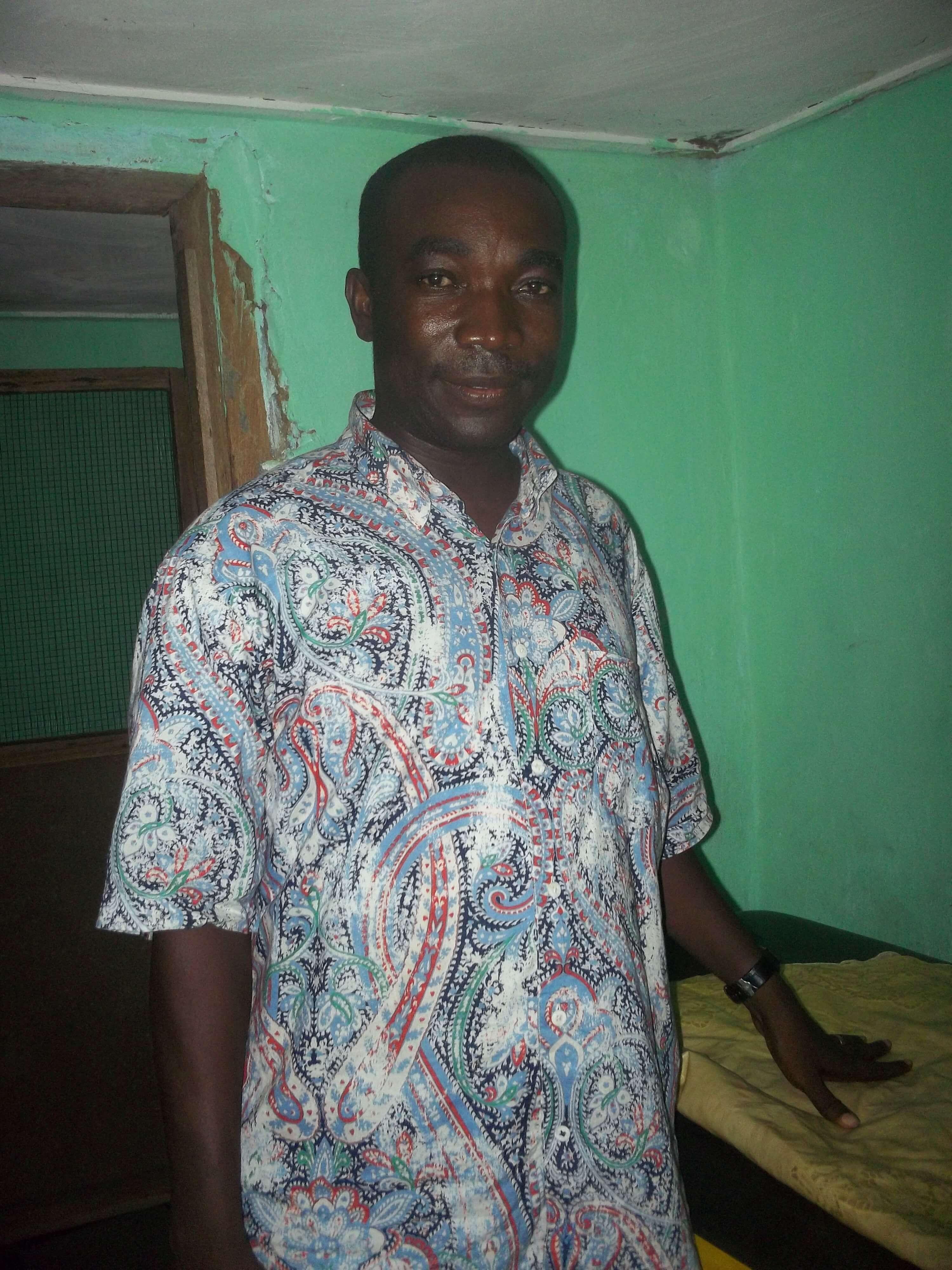 Le président des Eglises Foursquare du Liberia miraculeusement sauvé d'un accident de voiture qui au