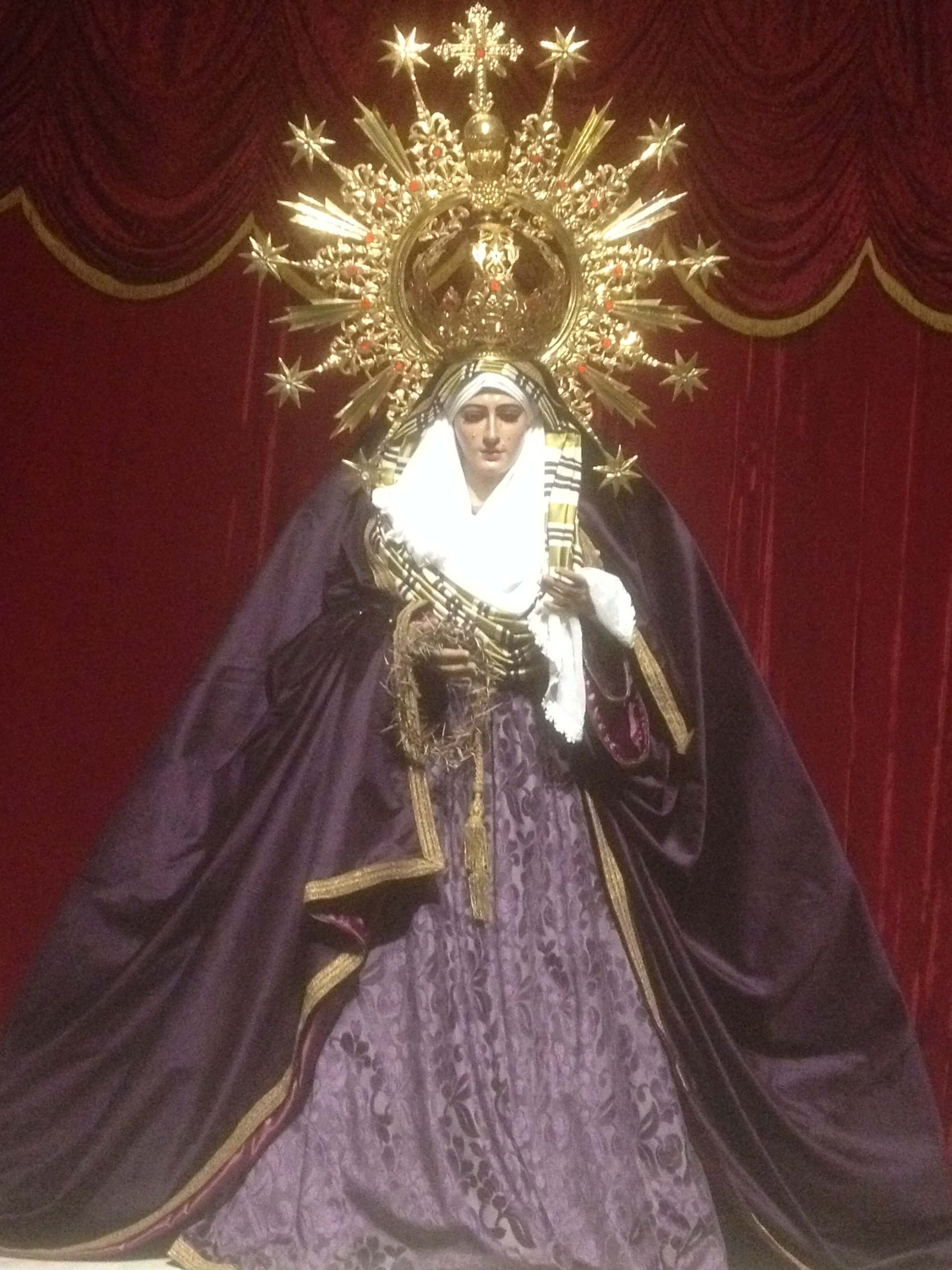 Idolâtrie mariale