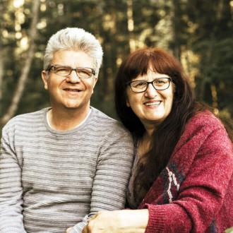 Pasteurs Cathy et Jean-François Gotte