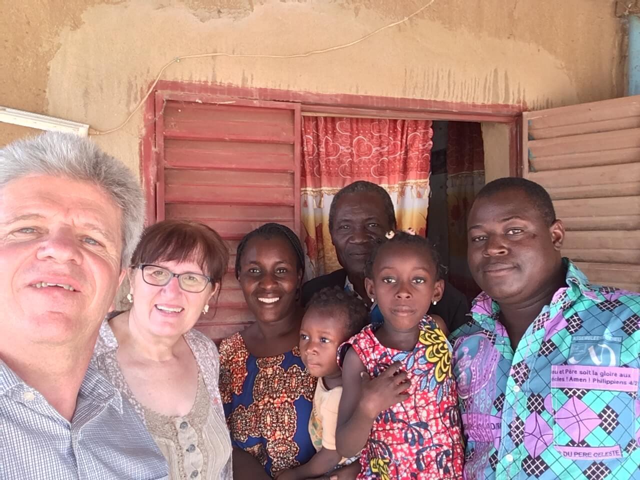 Avec nos amis pasteurs