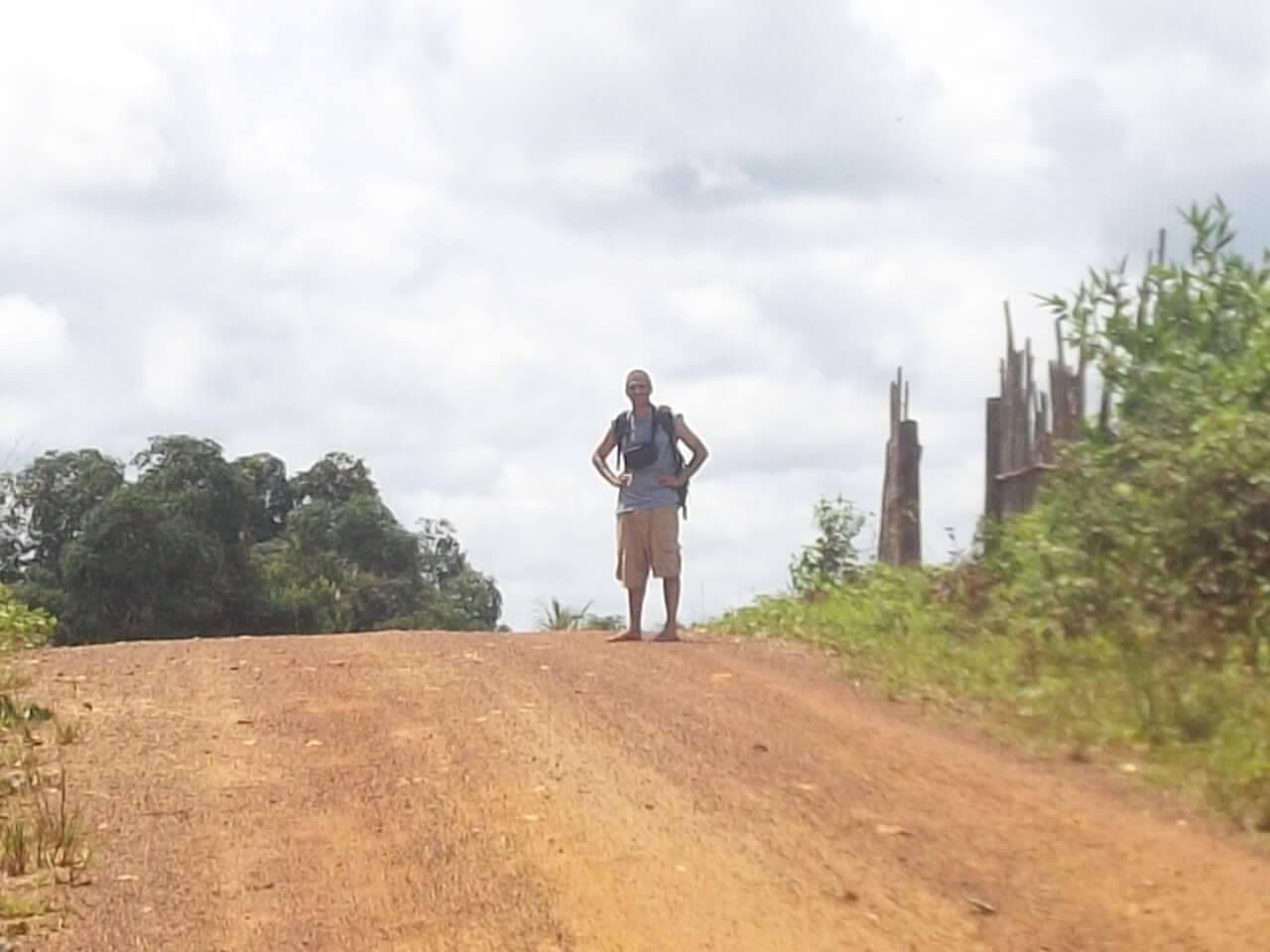 On reprend notre baluchon, direction la région la plus musulmane du Liberia.