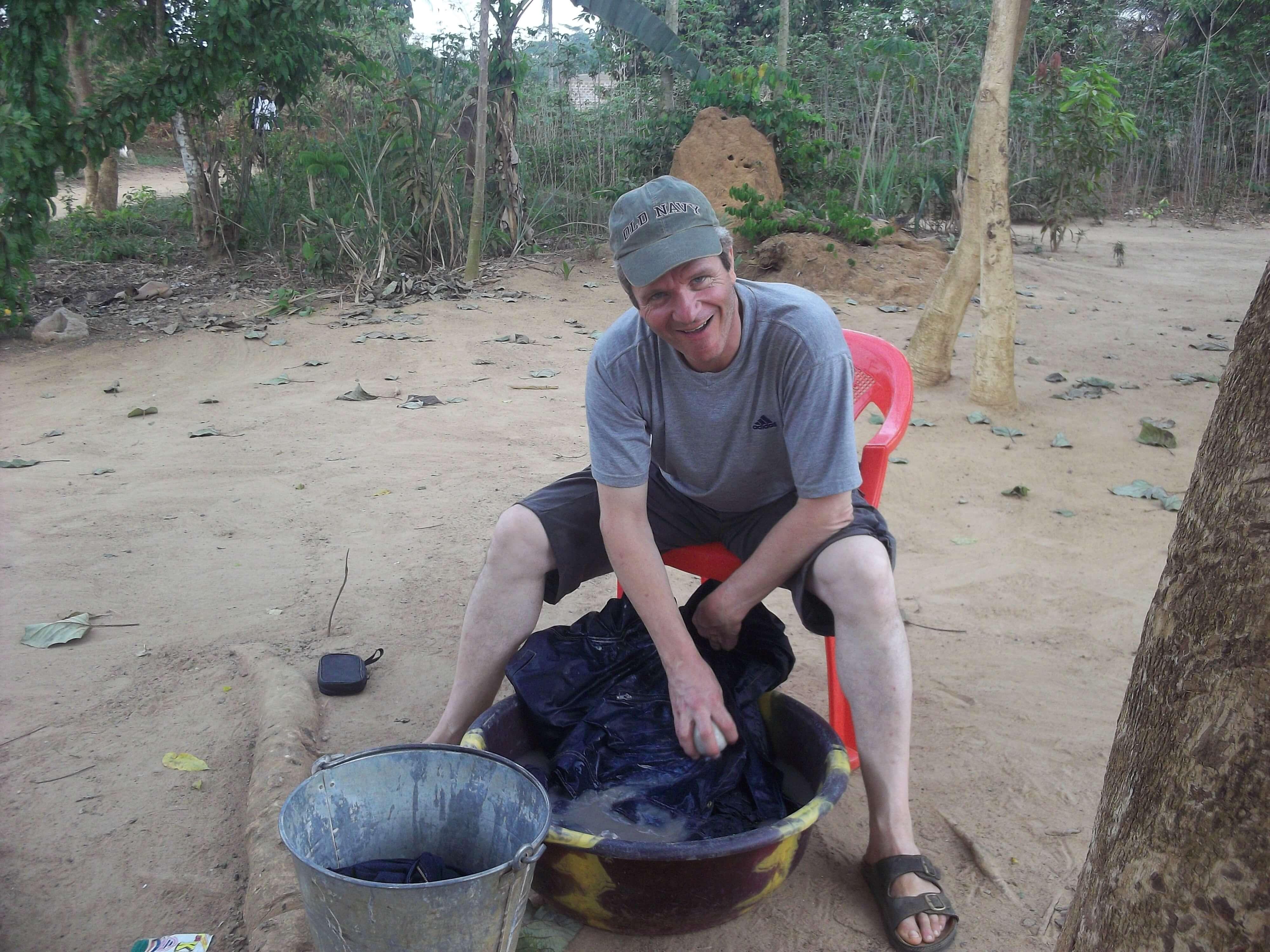 J'ai dû m'y mettre aussi ! Le Liberia, ça forme...