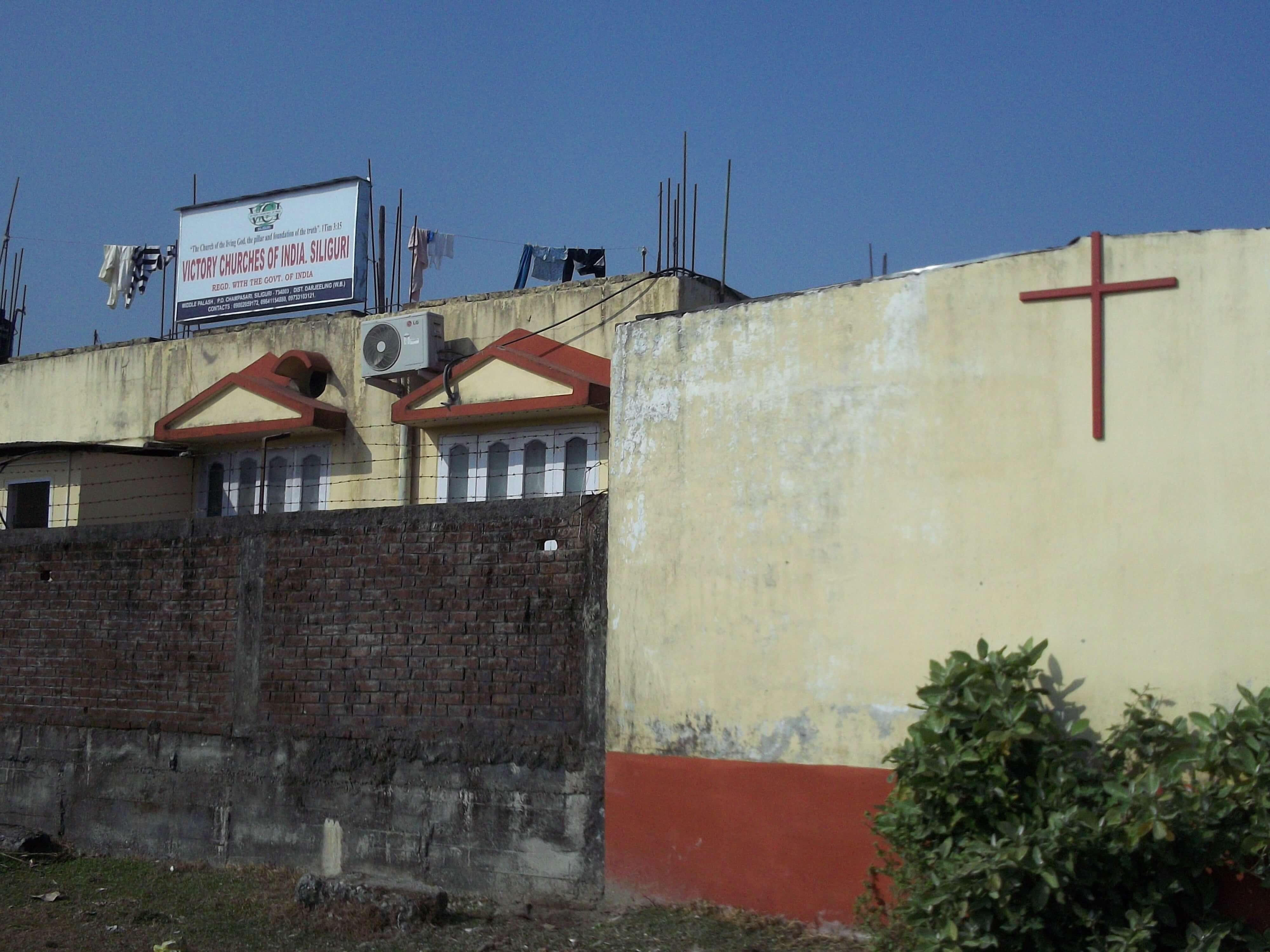 Collaboration avec les Eglises Victory Churches of India