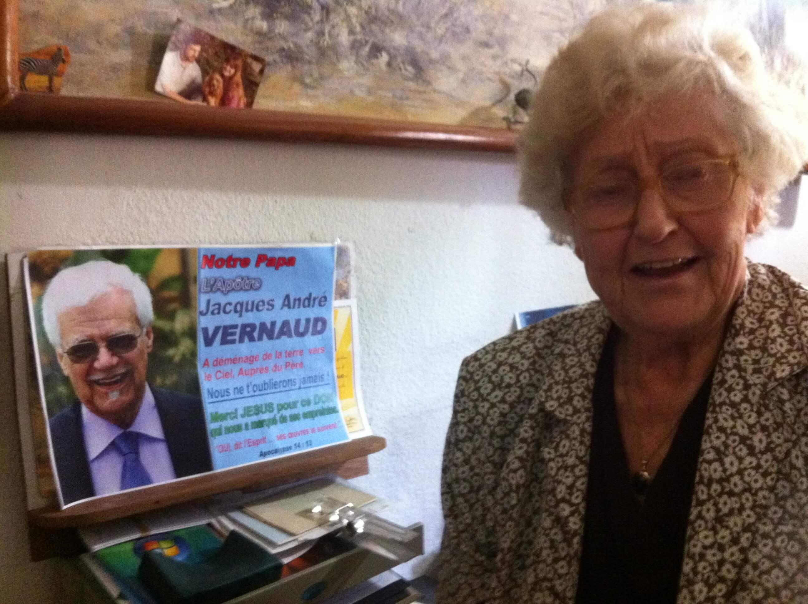Rencontre avec Mme Verneau  : elle et son mari ont été les apôtres du pentecôtisme en RDC