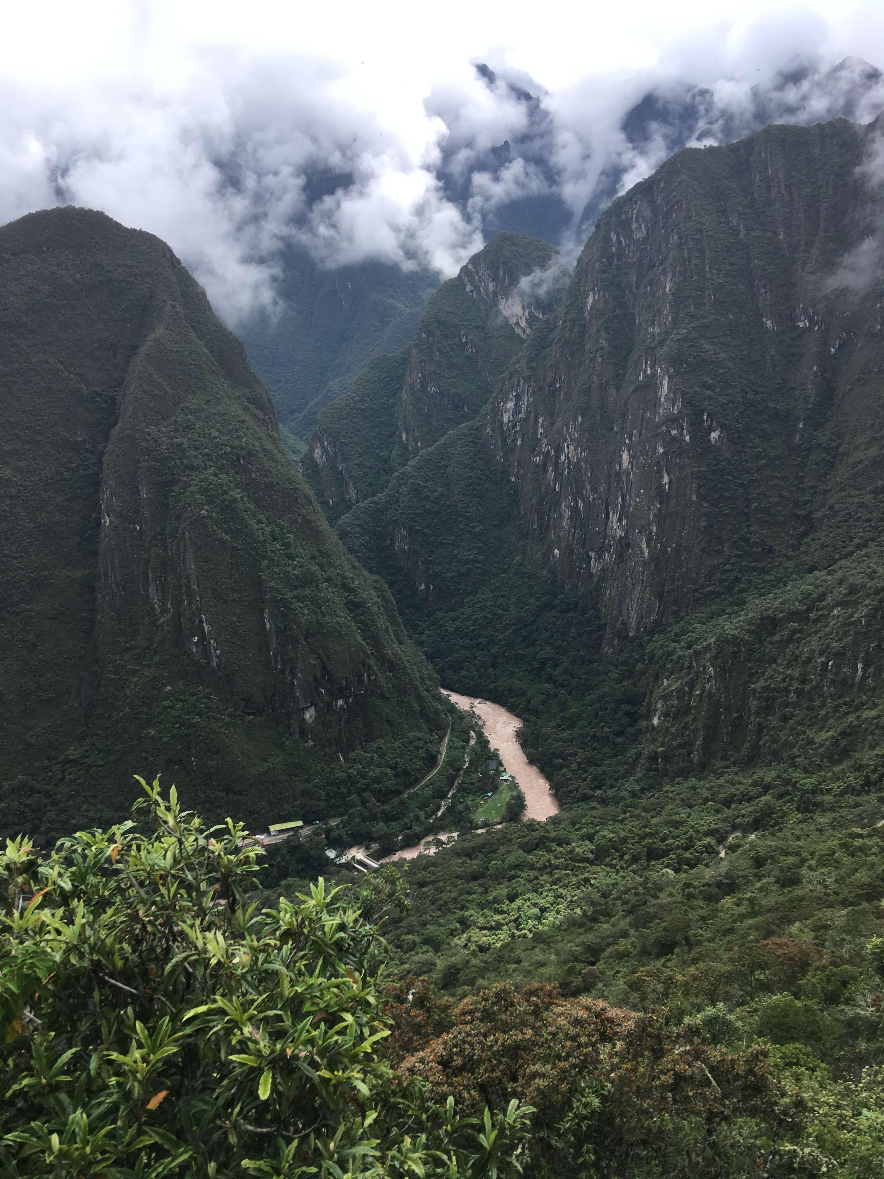 Au cœur de l'empire inca
