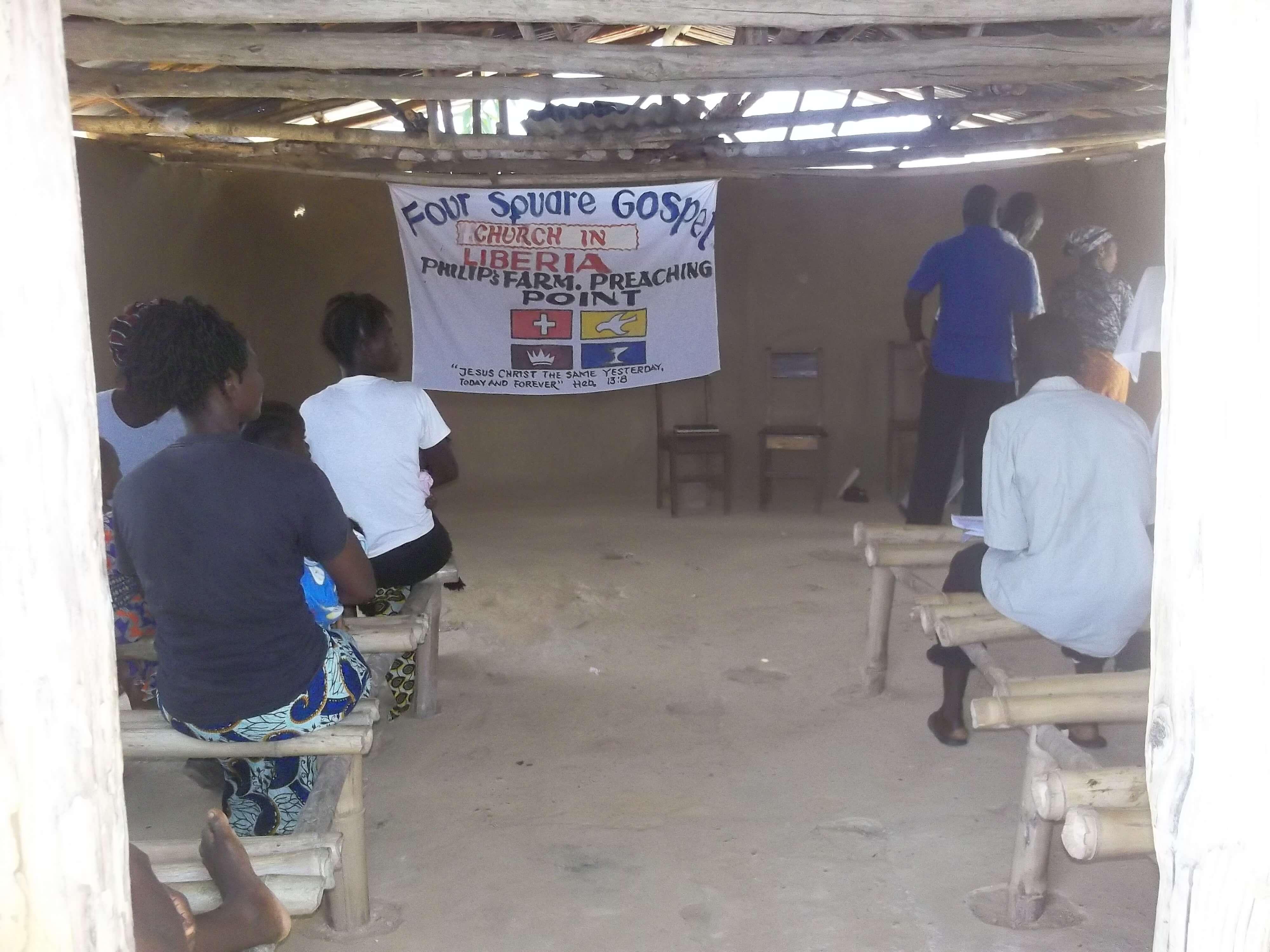 Implantation d'une nouvelle Eglise (Preaching Point)