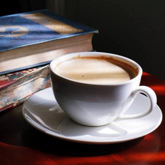 Nos éditions vous offrent le café.