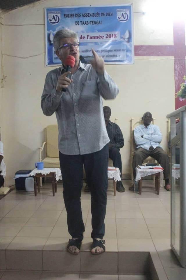 Prédication du pasteur Jean-François Gotte